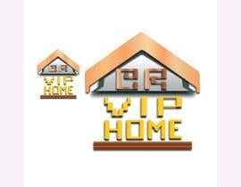 "#65 for logo for real estate ""Cr Vip Homes"" by Oishimultimedia"