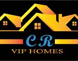 "#68 for logo for real estate ""Cr Vip Homes"" by subhanasir175"
