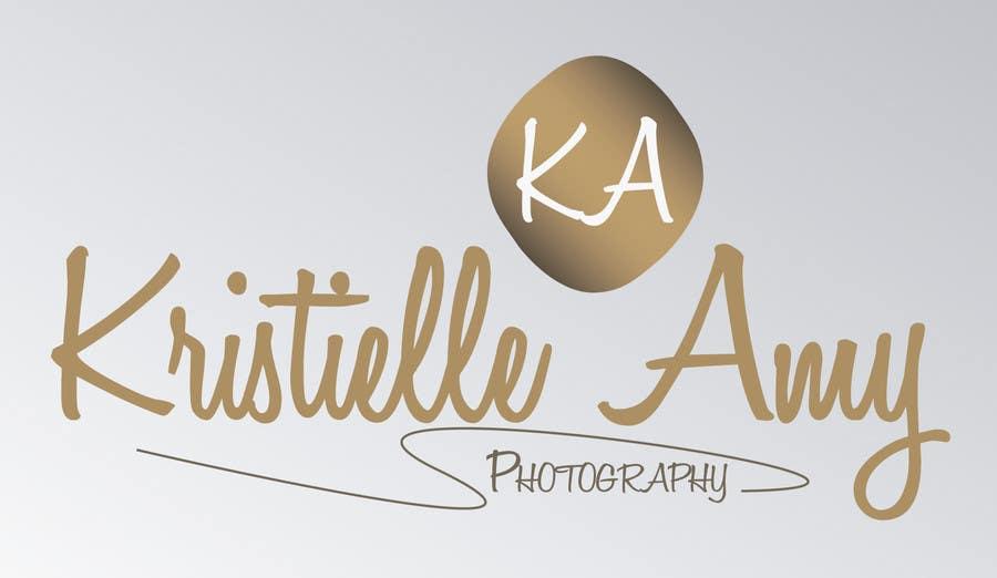 Bài tham dự cuộc thi #                                        87                                      cho                                         Logo Design for Kristielle Amy Photography