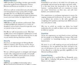 #12 для Redesign company document от valeriecasanova
