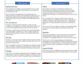 #19 для Redesign company document от shiblee10