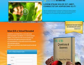 #9 for Landing Page Design For EBook af marwenos002