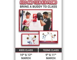 #171 для Kids and Teen Kix Flyer от ajahan398