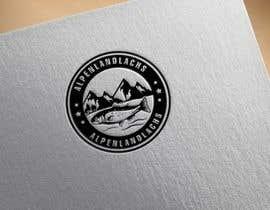 #60 untuk Logo Desing Alpenlandlachs oleh flyhy