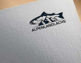 #67 untuk Logo Desing Alpenlandlachs oleh olivg9682