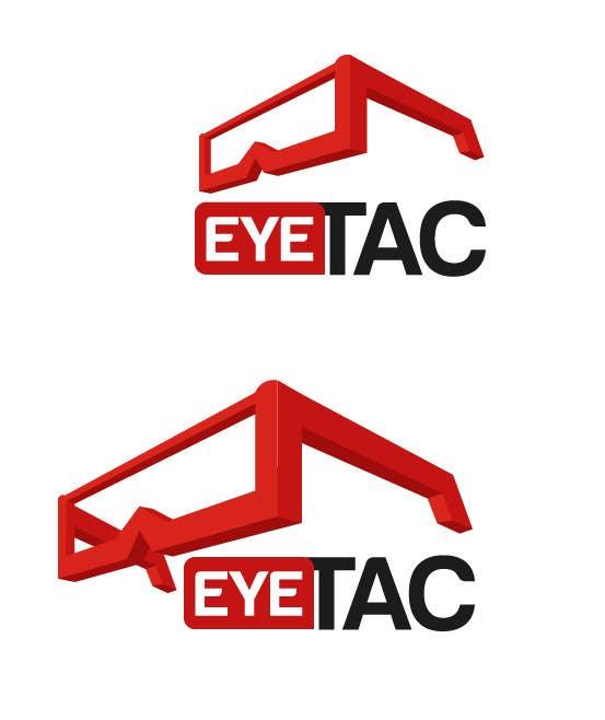 Penyertaan Peraduan #                                        131                                      untuk                                         Logo Design for Eyewear Brand/Website