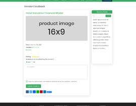 #9 for UX/UI Designs for 1 Webpage (#6) by TanmoyGWD