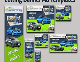 Nro 17 kilpailuun Editing Banner Ad Templates [PSD] käyttäjältä ShoyebRubel