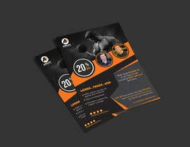 #13 for Trade Flyer size HALF of Lettersize (8.5 x 11) Vertical - Design by designmenia