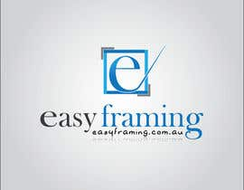 #95 untuk Logo Design for On Line Picture Framing business oleh sinke002e