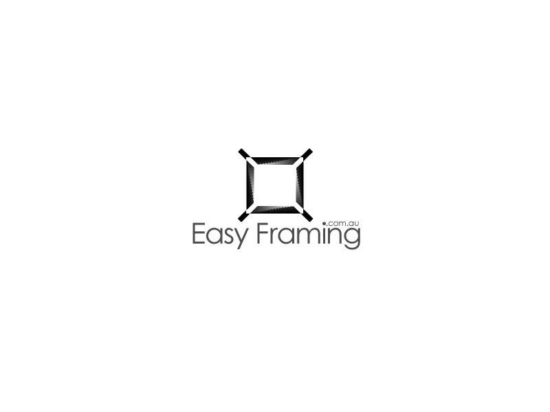 Contest Entry #132 for Logo Design for On Line Picture Framing business
