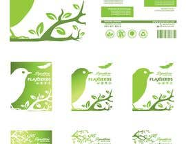 #62 for Product Label Design for Food Packet (Standup Barrier pouch) by LiberteTete