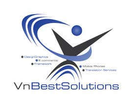 nº 18 pour Logo Design for VnBestSolutions par krizdeocampo0913