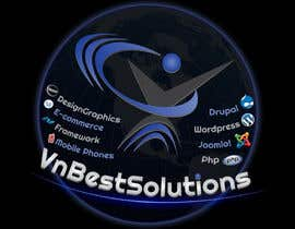 #30 para Logo Design for VnBestSolutions por krizdeocampo0913
