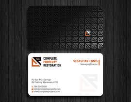 #398 for Business Card Designs by ABwadud11
