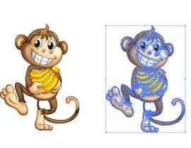 Nro 1 kilpailuun Cute animal drawing käyttäjältä milosp1995