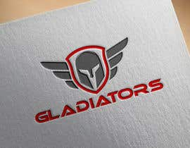 #10 untuk Create a logo design for my cricket team called Gladiators. Design should be made around the name of the team. oleh heisismailhossai