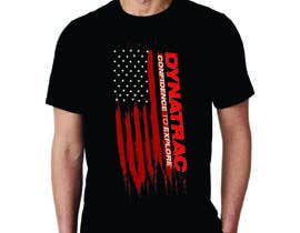 #119 for Dynatrac Shirt Design by kashmirmzd60