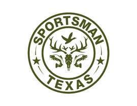 Nro 91 kilpailuun Texas Sportsman Logo käyttäjältä Ripon8606