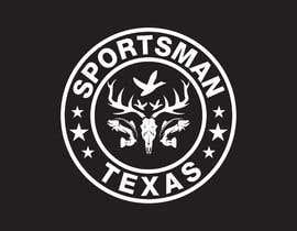 Nro 92 kilpailuun Texas Sportsman Logo käyttäjältä Ripon8606