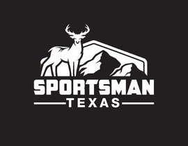 Nro 95 kilpailuun Texas Sportsman Logo käyttäjältä Ripon8606
