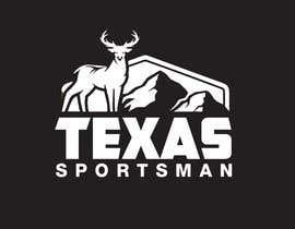 Nro 96 kilpailuun Texas Sportsman Logo käyttäjältä Ripon8606