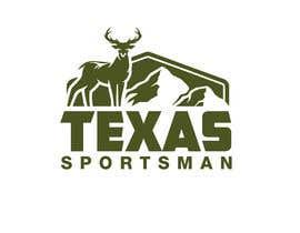 Nro 97 kilpailuun Texas Sportsman Logo käyttäjältä Ripon8606