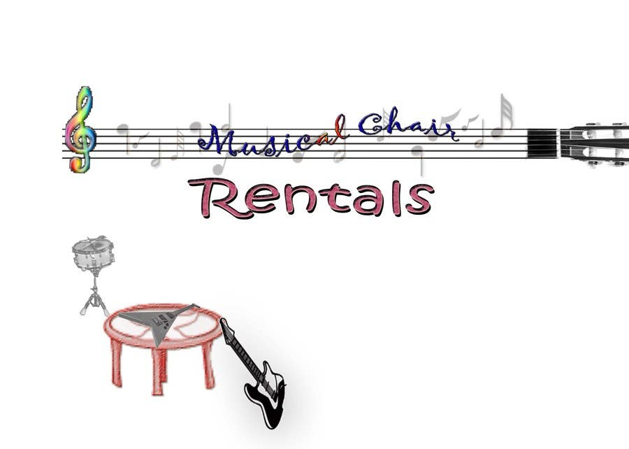 Inscrição nº 4 do Concurso para Logo Design for musical instrument company