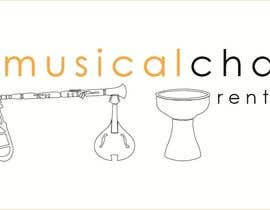 #14 para Logo Design for musical instrument company por marialouca