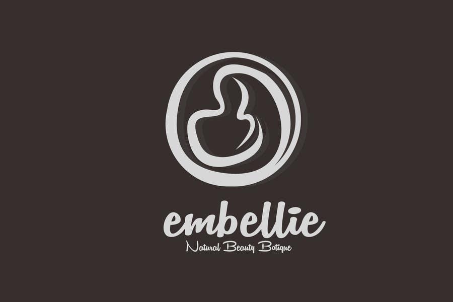 Kilpailutyö #209 kilpailussa Logo Design for Embellie