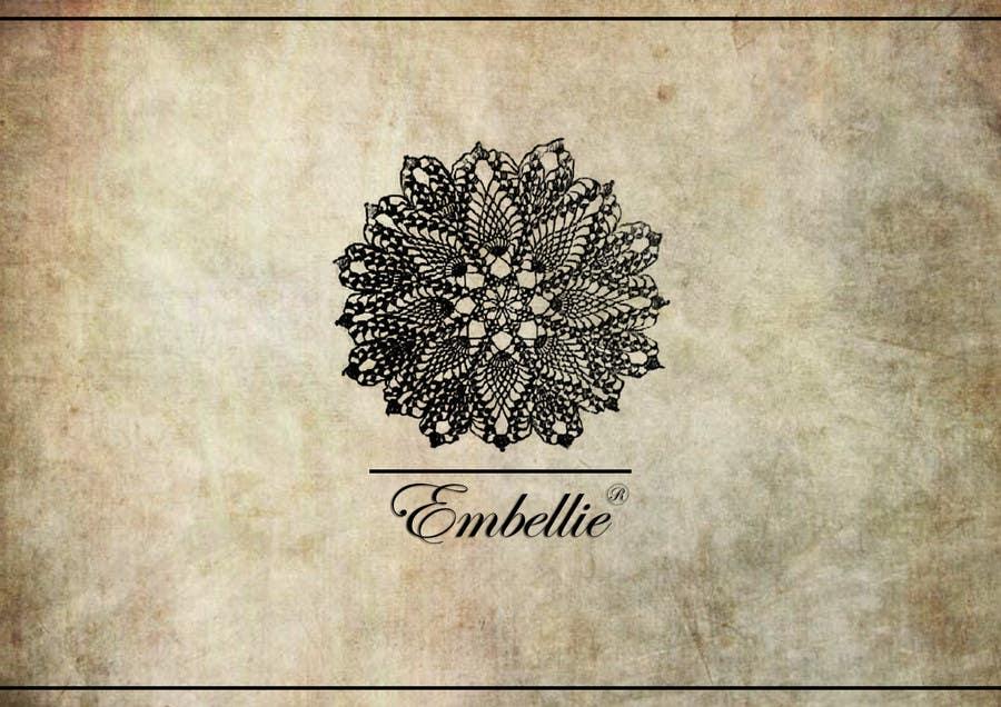 Kilpailutyö #108 kilpailussa Logo Design for Embellie