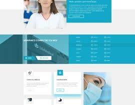 #11 pentru Site Medical de către rafiulkarim11731