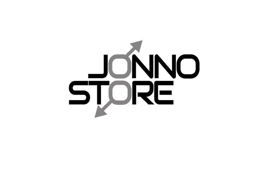 Penyertaan Peraduan #                                        113                                      untuk                                         Logo Design for jonnostore
