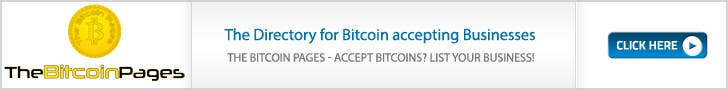 Proposition n°                                        1                                      du concours                                         Banner Ad Design for TheBitcoinPages