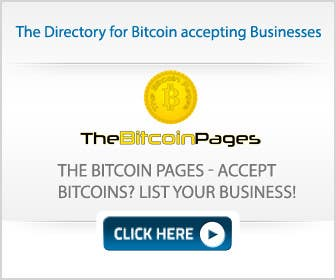 Proposition n°                                        2                                      du concours                                         Banner Ad Design for TheBitcoinPages