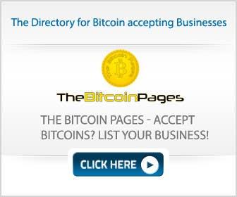 Penyertaan Peraduan #2 untuk Banner Ad Design for TheBitcoinPages