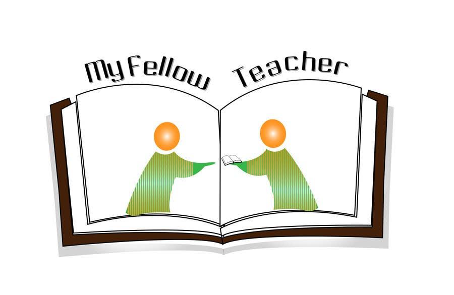 Penyertaan Peraduan #4 untuk Logo with book as shown in detail.