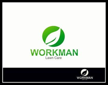 "#149 for Logo Design for ""Workman Lawn Care by taffy1529"
