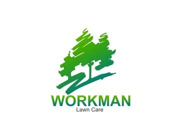 "#151 for Logo Design for ""Workman Lawn Care by taffy1529"