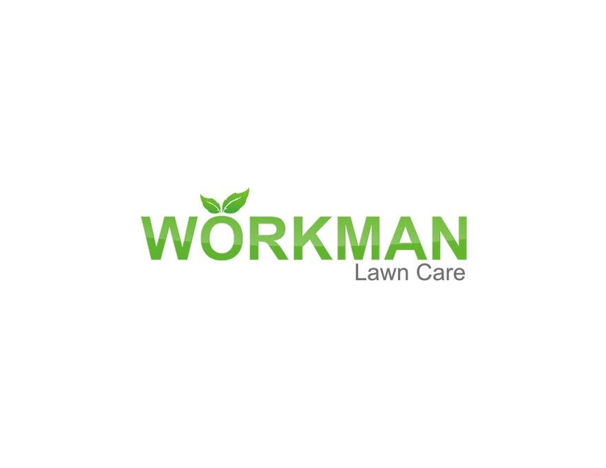 "#154 for Logo Design for ""Workman Lawn Care by taffy1529"