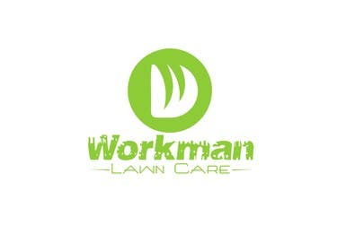 "#147 for Logo Design for ""Workman Lawn Care by habitualcreative"