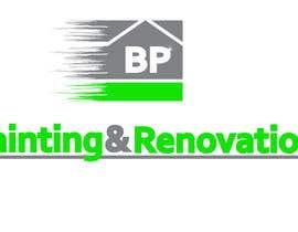 ciprilisticus tarafından Design a Logo for BP Painting and Renovations için no 35