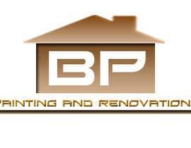 Billyboss3D tarafından Design a Logo for BP Painting and Renovations için no 32