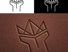 #59 for Design Simple Logo for Leather Branding by nubelo_N6IErUBM