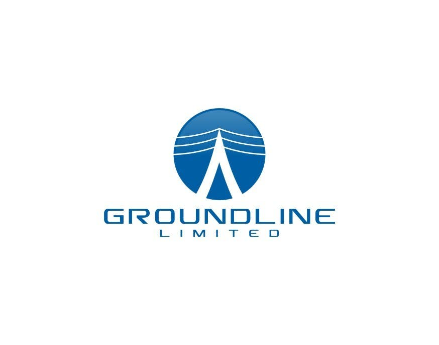 #485 for Logo Design for Groundline Limited by designstuio