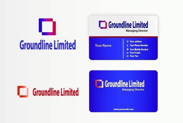 Bài tham dự cuộc thi #435 cho Logo Design for Groundline Limited