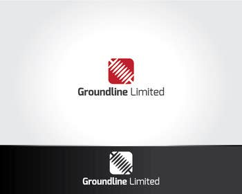 #437 for Logo Design for Groundline Limited by NexusDezign
