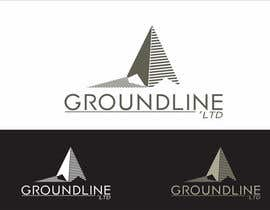 #447 for Logo Design for Groundline Limited by indraadiwijaya