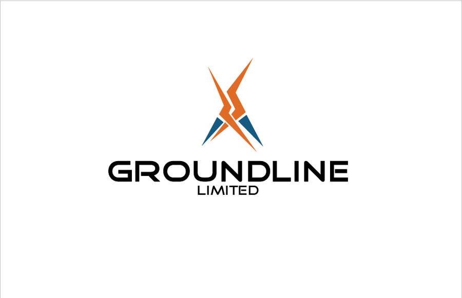 Bài tham dự cuộc thi #507 cho Logo Design for Groundline Limited