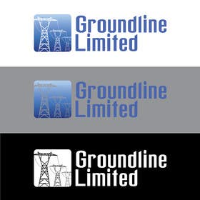 #509 for Logo Design for Groundline Limited by AnaKostovic27